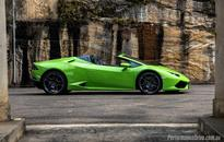 2016 Lamborghini Huracan Spyder review  first impressions (POV)