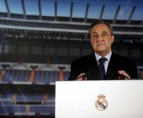 Impossible to improve current Madrid squad: Perez