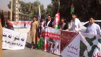 Afghanistan: Anti-Pakistan protests erupt outside Jalalabad consulate