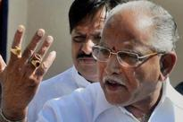 B S Yeddyurappa in row over phone call to SP over murder case