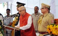 OP Kohli takes charge as Governor of Madhya Pradesh