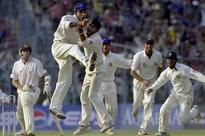 India's Test cricket scores 500