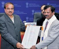 SJCE Professor receives National Award for Technology Innovation