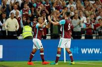 West Ham start life at new home with emphatic win