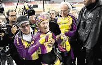 Centenarian cyclist: I could have even gone faster