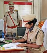 First woman SP for urban police district