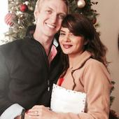 Naagin actress Aashka Goradia gets engaged to her American beau Brent Goble during Christmas celebrations! VIEW PICS