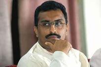Ram Madhav to meet Mehbooba Mufti on Saturday