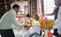 Hasanamba temple official invites Deve Gowda