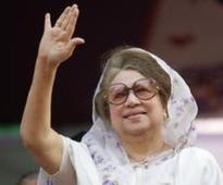Khaleda Zia greets PM Hasina on Pahela Baishakh