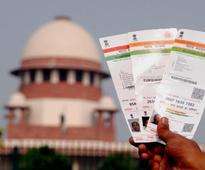 SC on Aadhaar: Citizens share info with cos to get insurance, mobile number