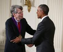 Obama Presents National Medal Of Arts And National Humanities Medal At White House