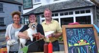 St Agnes Pub Sets Out Its Stall