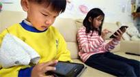 Chinese children learning English at an early age: survey