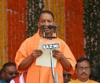 Hardline Hindu priest Yogi Adityanath a handful for Modi in Uttar Pradesh