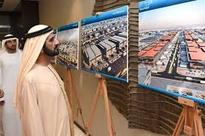 Sheikh Mohammed Bin Rashid Al Maktoum Launches AED30 Billion Dubai Wholesale City Largest Wholesale Hub Worldwide