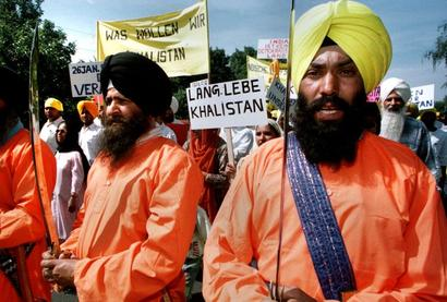 Evidence of Pak supporting Sikh militants surfaces