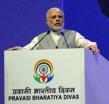 Indian diaspora is a valuable partner in our journey: PM Modi