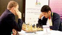 Top seed Yuri Kryvoruchko shocked in Al Ain chess