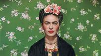 Frida Kahlo's photo album