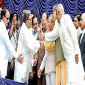 Jamboree of a coronation for Siddaramaiah