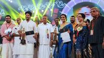 Dazzle of stardust at State film awards nite in Palakkad