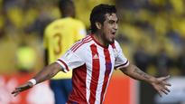 Lezcano: It was my dream to play for Paraguay