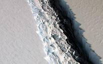 Global warming effect: Crack that can destabilise the ice shelves in Antartic