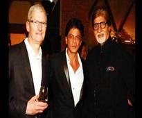 Madhuri Dixit Nene loved meeting Tim Cook