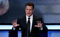 Matt Damon defends role in 'Great Wall' against charge of 'whitewashing'