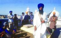 Bhindranwale's pic to make re-entry in Golden Temple's 'martyrs' memorial gallery