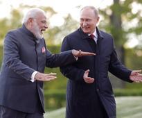 PM Modi in Russia recalls his 16-year-ago visit as CM