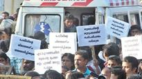 Police Torture Alleged Behind Man's Suicide, Protest Held