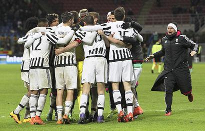 Coppa Italia: Juve trump Inter on penalties, to face AC Milan in final