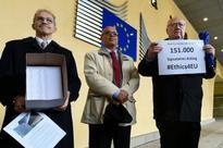 EU petition on Barroso bank job tops 150,000