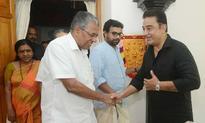Kamal Haasan praises Pinarayi for appointing non-Brahmin priests