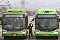 DTC service: NGT allows registration of bus