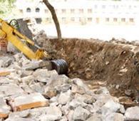 Teen injured in Gandhi Nagar wall collapse
