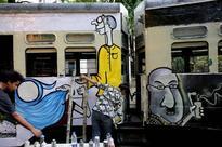 Kolkata trams transformed into art, culture hubs