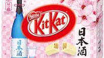 Nestle introduces new Sake flavoured Kitkat