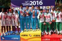 India sweep cycling gold medals on third day