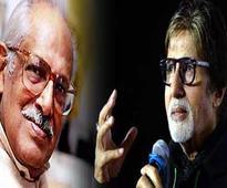 Hrishikesh Mukherjee was a silent musician as well: Big B
