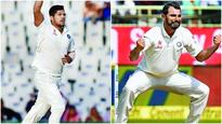 India v/s England: India's pace icing on spin cake