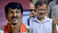 Kejriwal's corruption circus exposed: Manoj Tiwari on Kapil Mishra's sacking