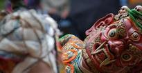 Nimalung Tshechu festival in Bhutan is marked by series of colorful and spectacular mask dances