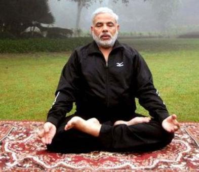 Modi to do yoga with IAS probationers tomorrow