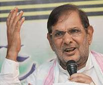 Caste system like Taliban, needs to be discussed: Sharad Yadav