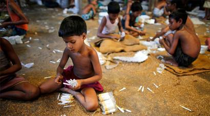 Bill passed in RS prohibiting employment of children below 14