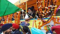 Sukhbir Singh Badal launches water cruise bus for tourists with an eye on Punjab polls