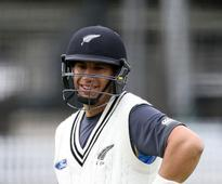 Ross Taylor back in New Zealand fold after eye surgery